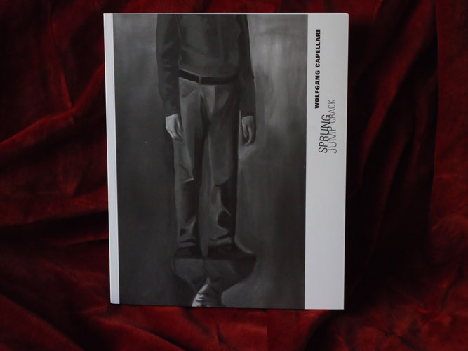 Katalog Sprung 2015 Verlag für Moderne Kunst ISBN 978-3-903131-28-6